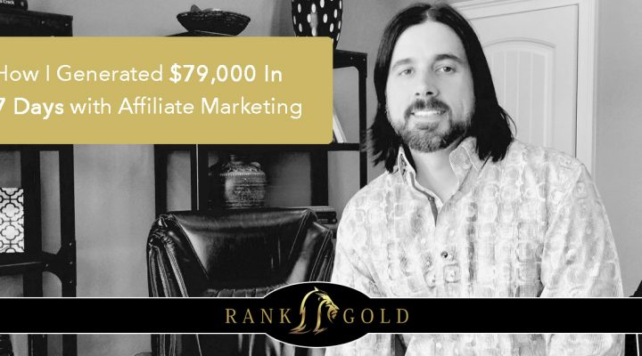 How I Made Over $79,000 In Sales in 7 Days